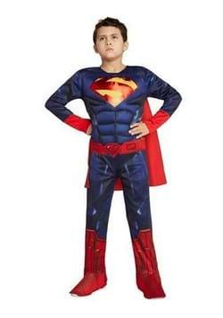 Justice League Superman Child Costume