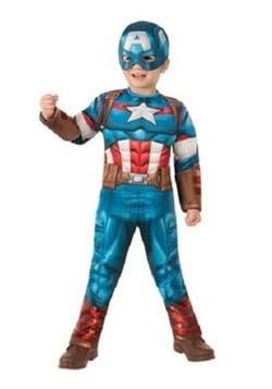 Rubies Toddler Captain America Costume
