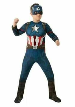 Rubies Child Captain America Costume