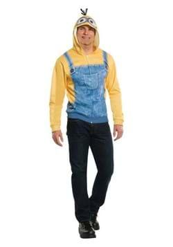 Adult Minion Costume Hoodie