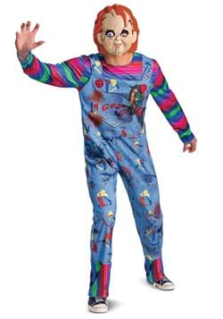 Child's Play Adult Chucky Deluxe Costume