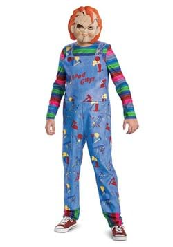Child's Play Kids Chucky Classic Costume upd