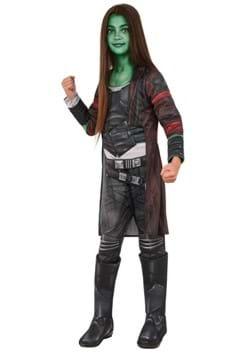 Deluxe Child Gamora Avengers Endgame Costume