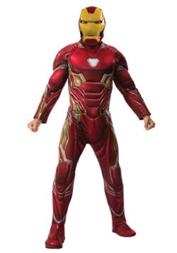 Deluxe Adult Iron Man Costume