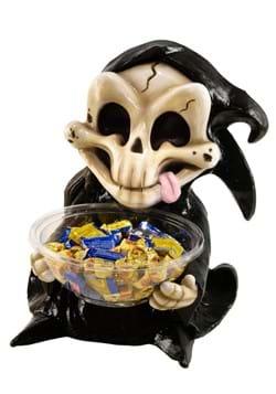 Grim Reaper Candy Bowl Holder