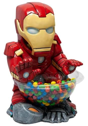 Iron Man Mini Candy Bowl Holder