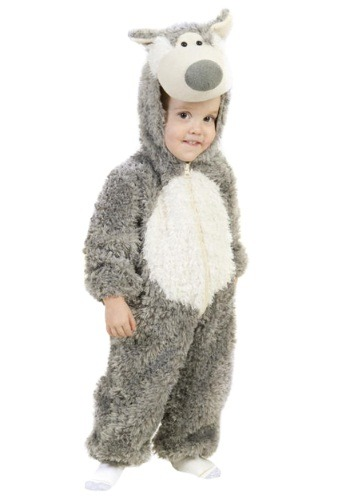Toddler Big Bad Wolf Costume PR4108-12/18
