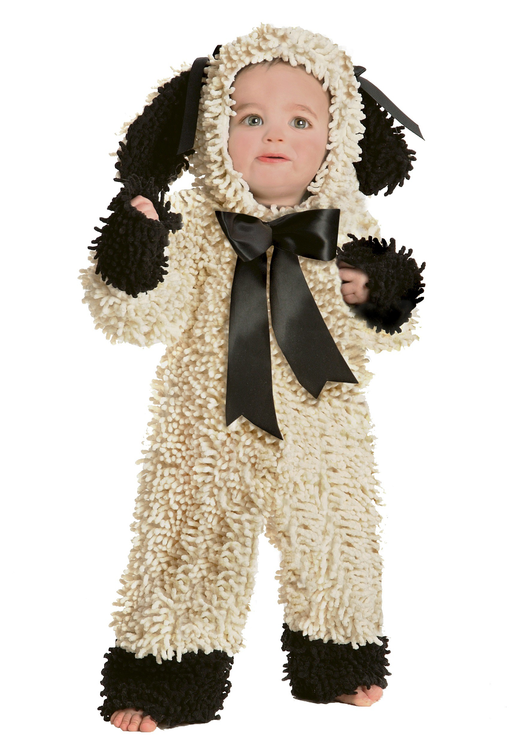 Toddler Wooly Lamb  sc 1 st  Halloween Costumes & Baby Lamb u0026 Sheep Costumes - HalloweenCostumes.com