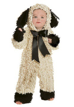 Toddler Wooly Lamb