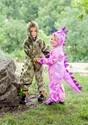 Toddler/Child T-Rex Dinosaur Costume Alt 4