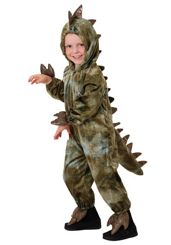 Click Here to buy Kids Dinosaur Costume from HalloweenCostumes, USA Funds & Shipping