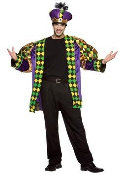 Adult Mardi Gras King Costume
