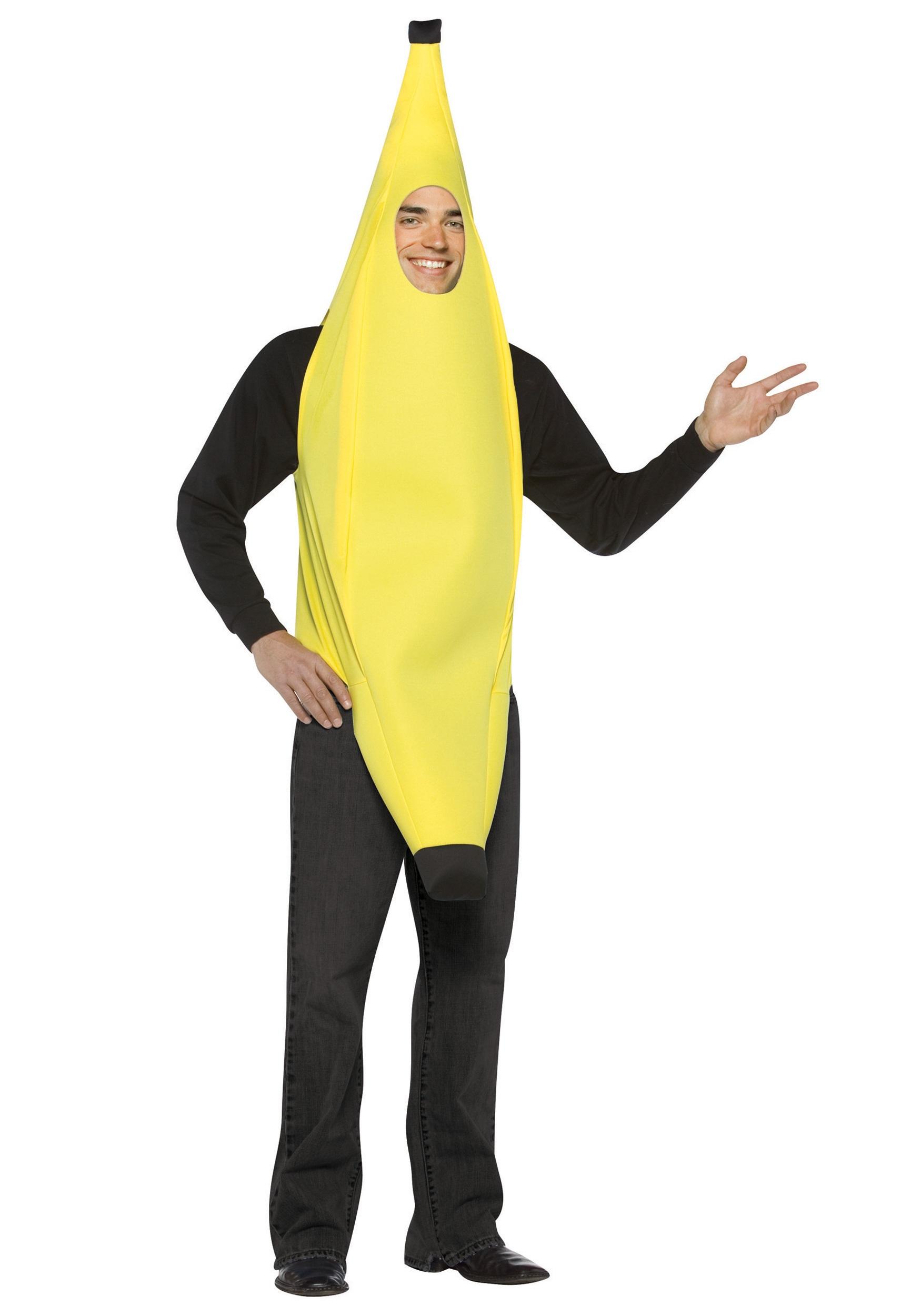 Костюм банана своими руками 43