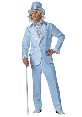 Halloween Costumes | Halloween Blue Dumb and Dumber Harry Costume