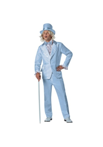 Image of Blue Dumb and Dumber Harry Costume