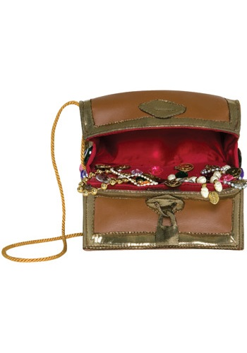 Treasure Chest Pirate Purse