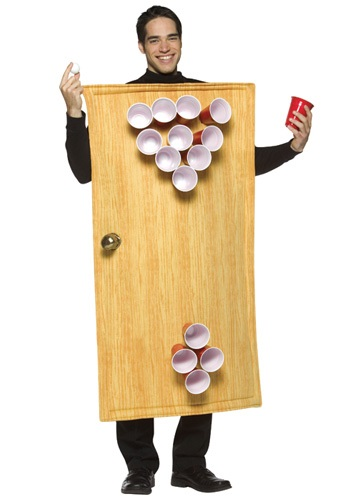 Beer Pong Costume By: Rasta Imposta for the 2015 Costume season.