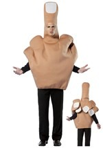 Middle Finger Costume