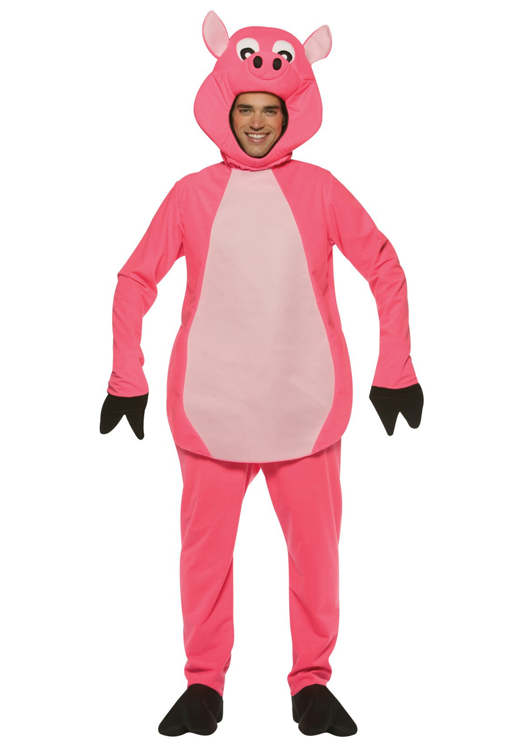 Pig costumes for adults kids halloweencostumes adult pig costume solutioingenieria Gallery