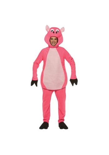 Click Here to buy Adult Pig Costume from HalloweenCostumes, CDN Funds
