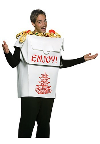 sc 1 st  Halloween Costumes & Chinese Take Out Costume