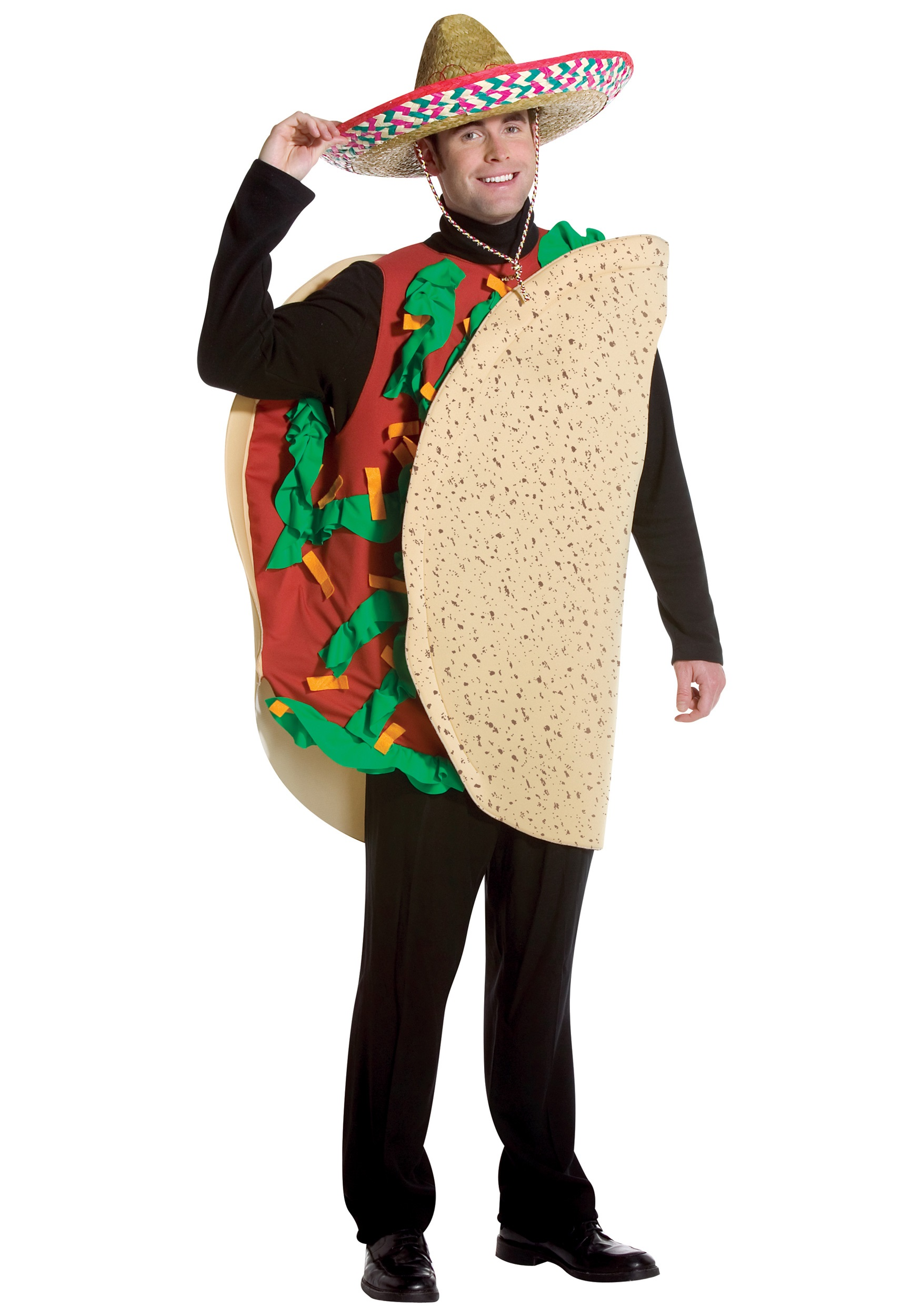 taco costume. Black Bedroom Furniture Sets. Home Design Ideas