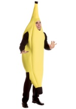 Adult Deluxe Banana Costume