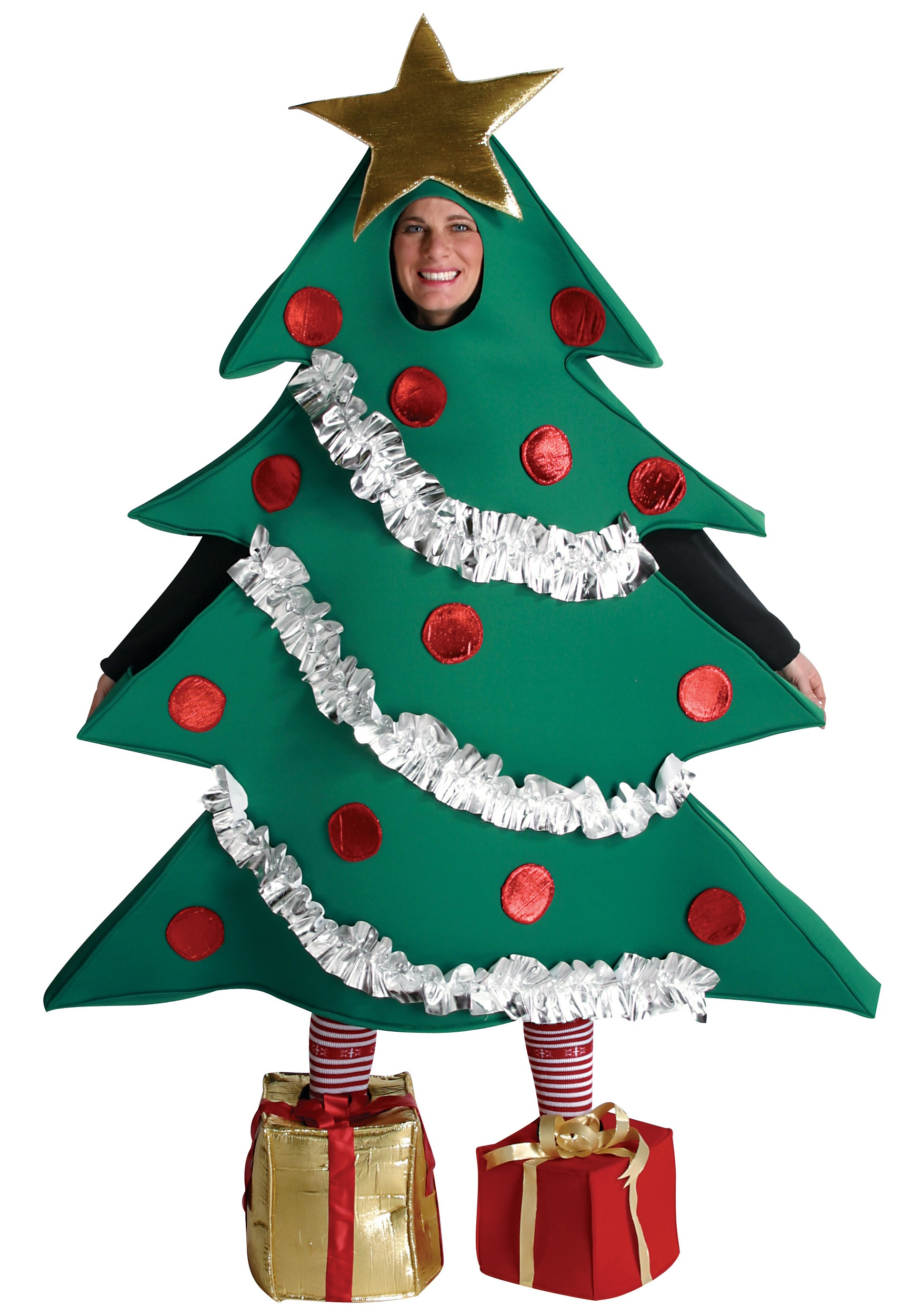 christmas tree costume - Christmas Tree Dress