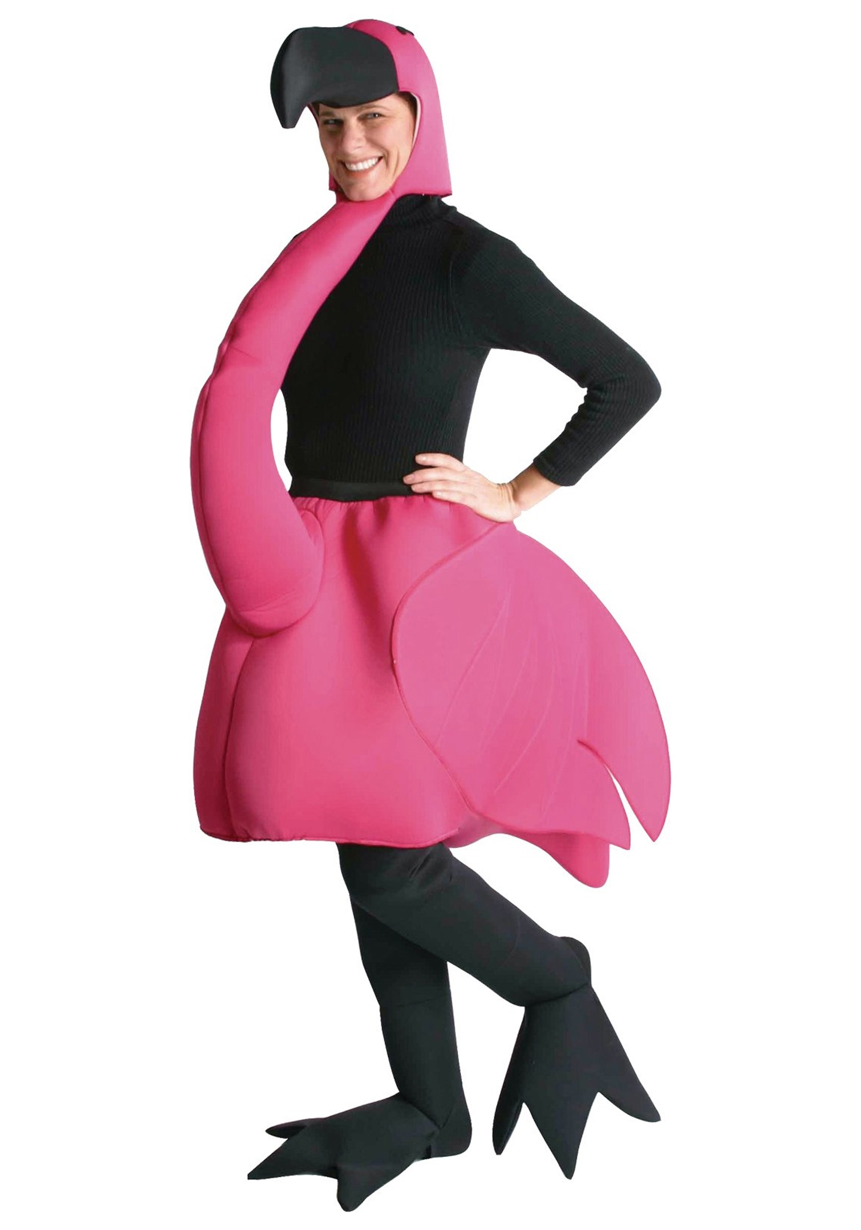 Flamingo Costume  sc 1 st  Halloween Costumes & Pink Flamingo Costumes for Adults u0026 Kids - HalloweenCostumes.com