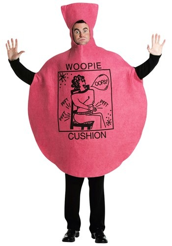 Whoopie Cushion Costume Update Main