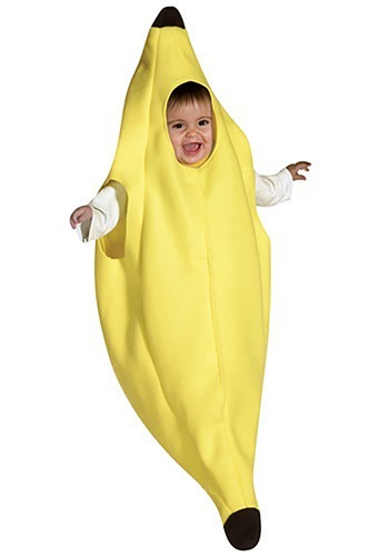 Baby Banana Bunting By: Rasta Imposta for the 2015 Costume season.