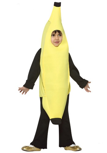 Toddler Banana Costume - Funny Toddler Halloween Costumes By: Rasta Imposta for the 2015 Costume season.