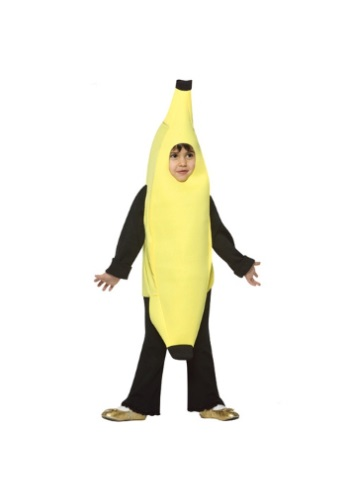 Click Here to buy Toddler Banana Costume - Funny Toddler Halloween Costumes from HalloweenCostumes, USA Funds & Shipping