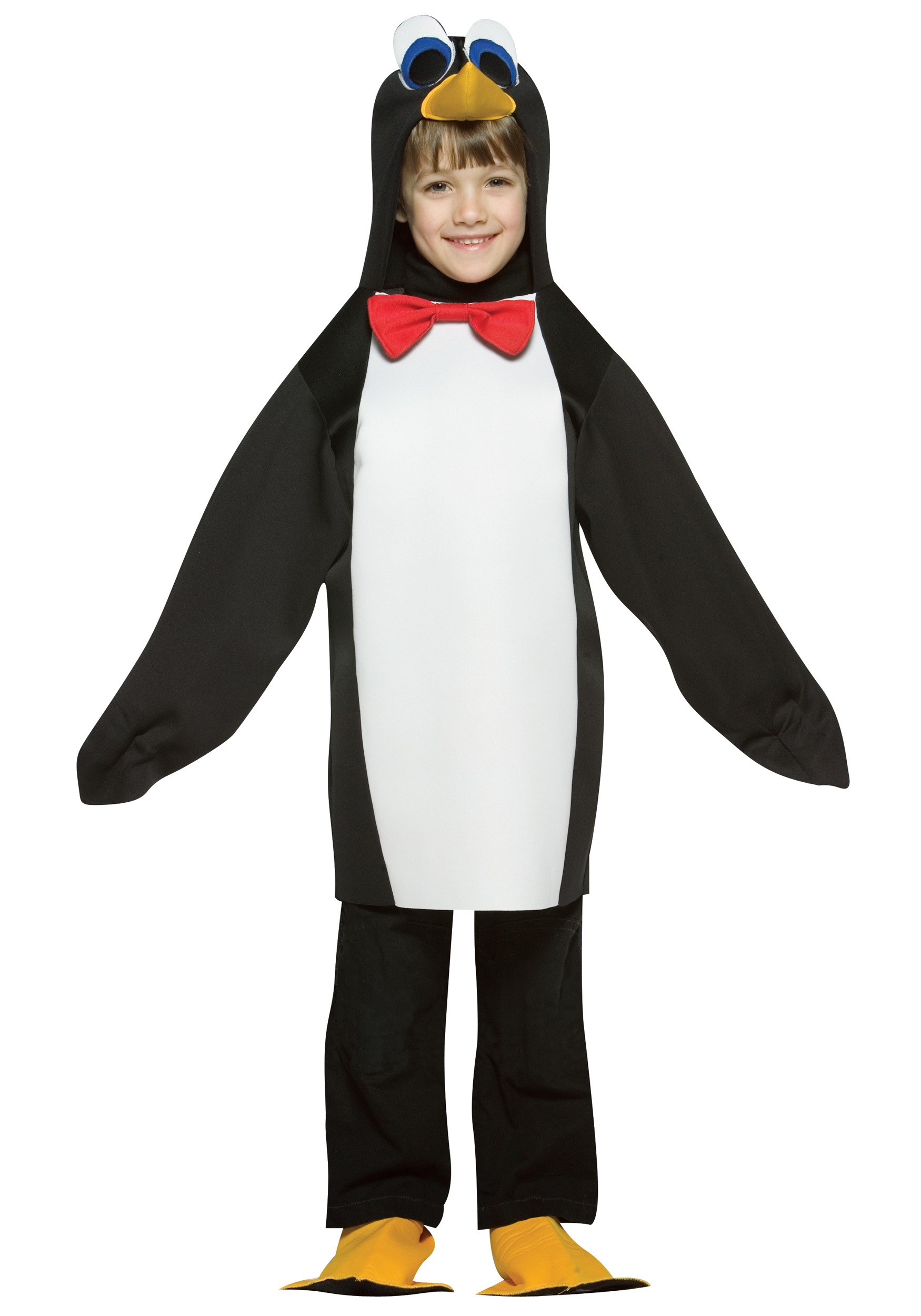 child penguin costume. Black Bedroom Furniture Sets. Home Design Ideas