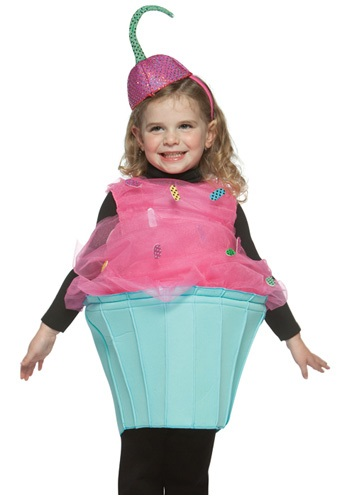 Toddler Cupcake Costume By: Rasta Imposta for the 2015 Costume season.