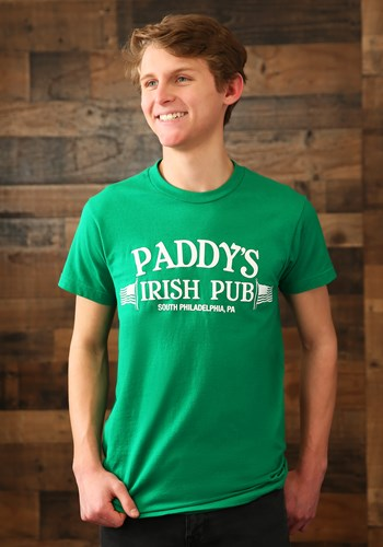 Paddy's Irish Pub T-Shirt upd