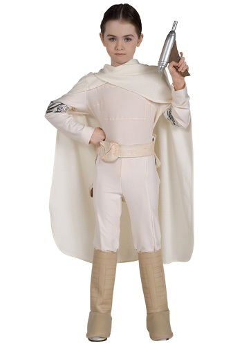 Kids Deluxe Padme Costume By: Rubies Costume Co. Inc for the 2015 Costume season.