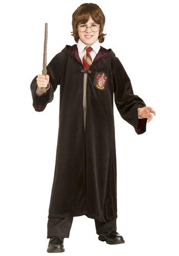Click Here to buy Authentic Kids Harry Potter Costume from HalloweenCostumes, USA Funds & Shipping