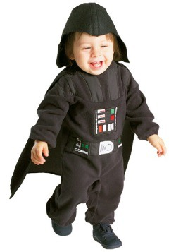 Toddler Darth Vader Costume