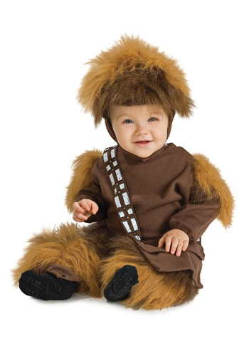 Child Toddler Chewbacca Costume
