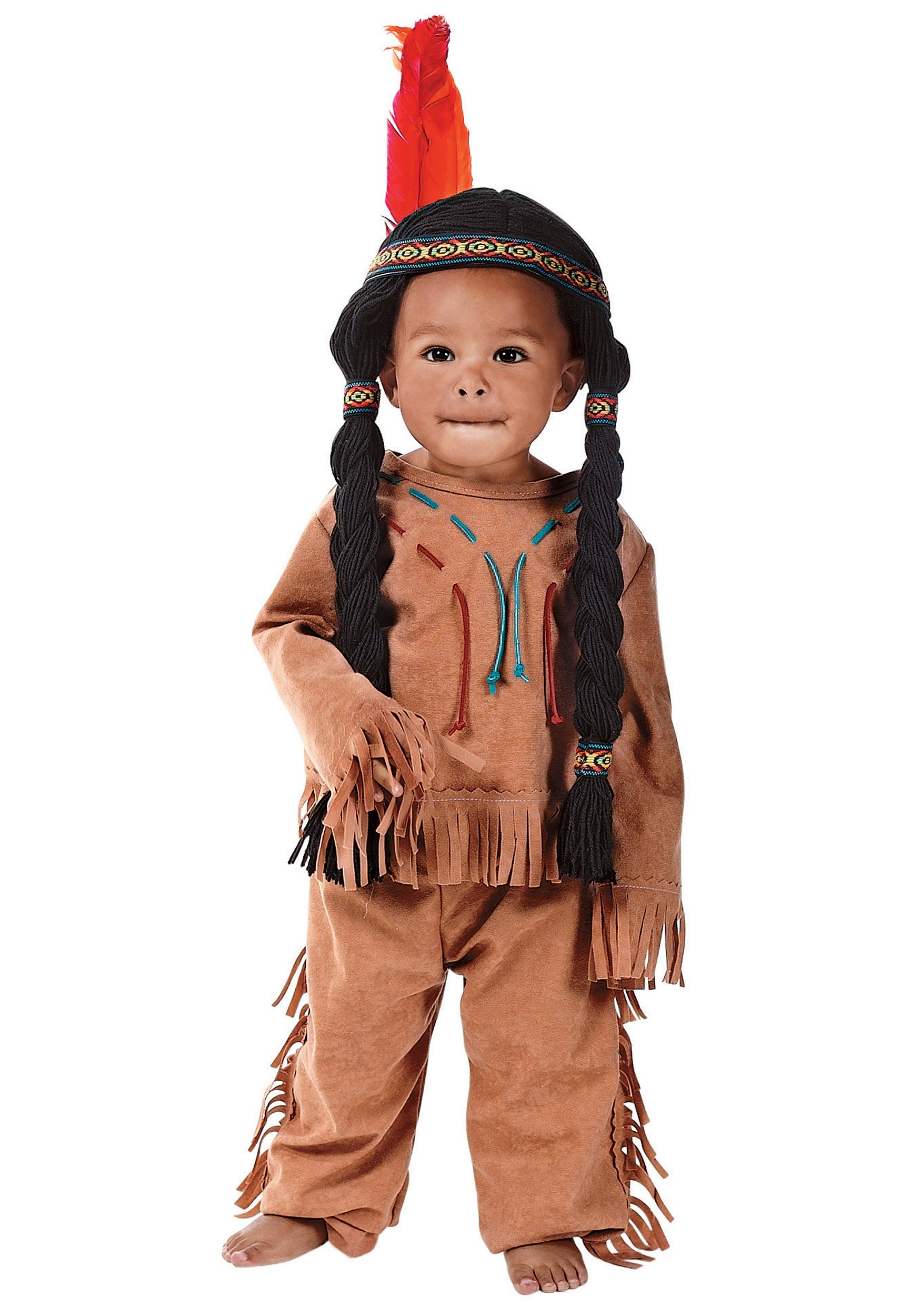 Kids Halloween Costumes Boys Indian Boy Toddler Costume