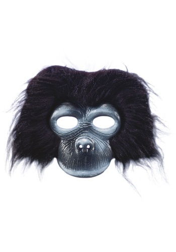 Click Here to buy Plush Gorilla Mask from HalloweenCostumes, USA Funds & Shipping