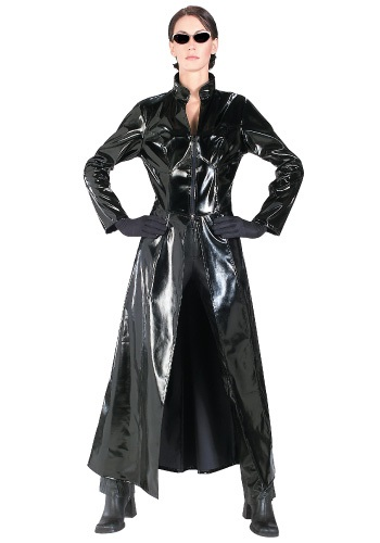 Adult Trinity Costume - Matrix Trinity Halloween Costumes By: Rubies Costume Co. Inc for the 2015 Costume season.
