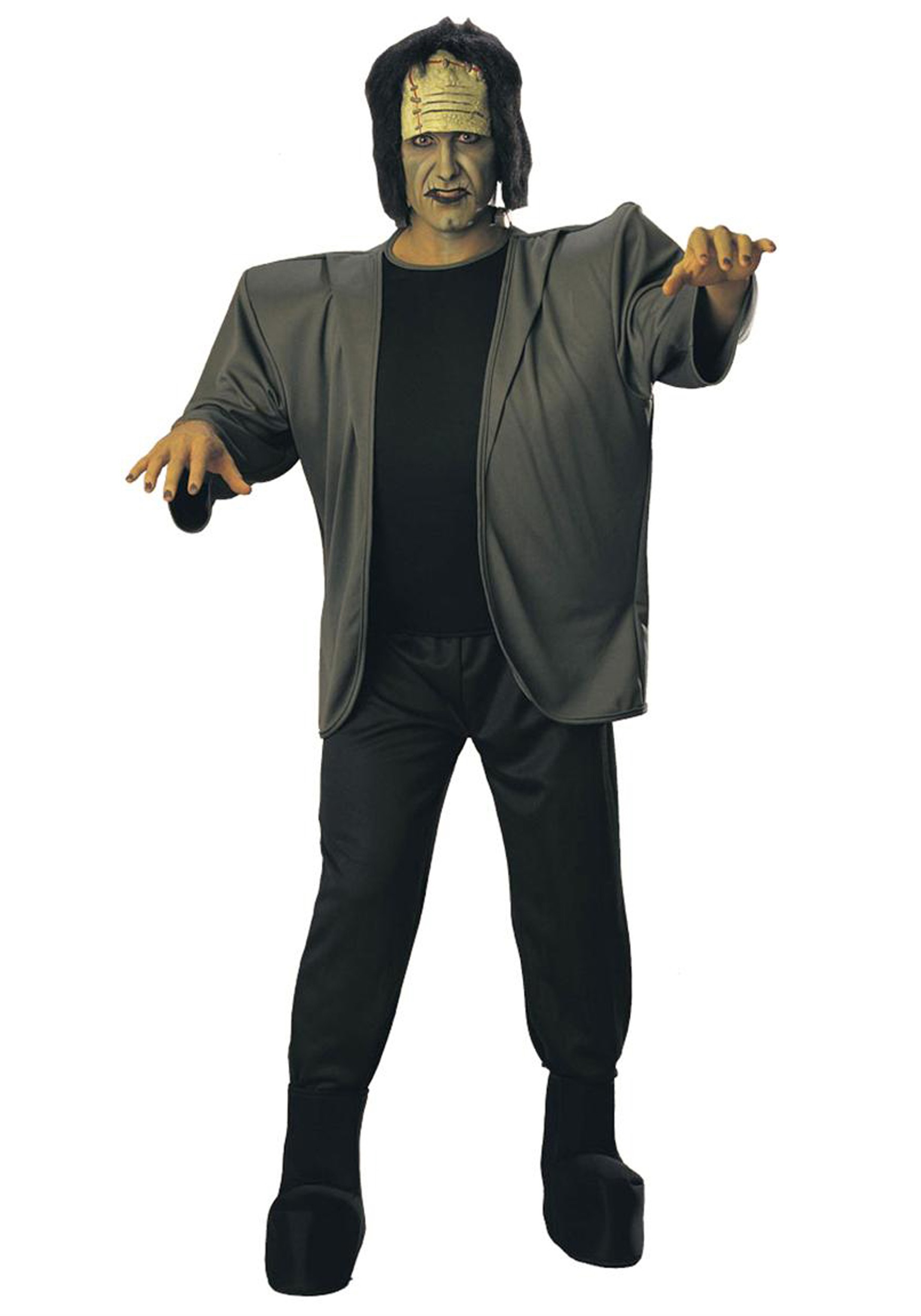 adult frankenstein costume. Black Bedroom Furniture Sets. Home Design Ideas