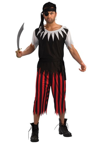 Mens Pirate Costume By: Rubies Costume Co. Inc for the 2015 Costume season.