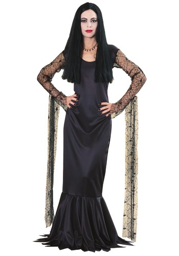 Morticia Addams Costume By: Rubies Costume Co. Inc for the 2015 Costume season.