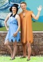 Barney Rubble Adult Costume Couple