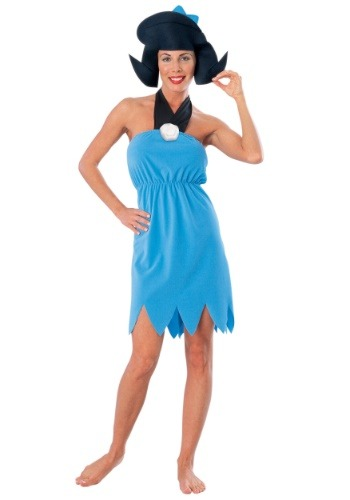 Betty Rubble Adult Costume (Betty Rubble Costume)