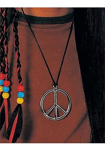 Peace Pendant Necklace By: Rubies Costume Co. Inc for the 2015 Costume season.