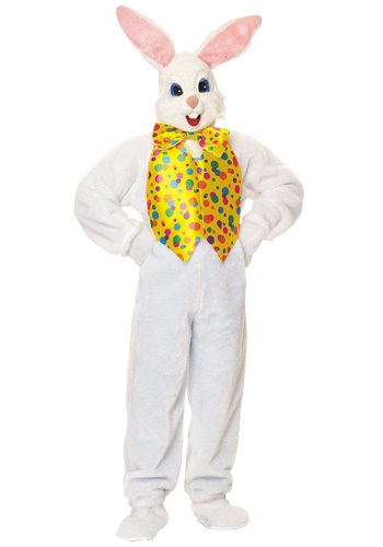Adult Deluxe Bunny Costume By: Rubies Costume Co. Inc for the 2015 Costume season.